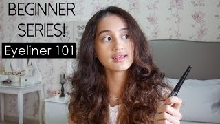 BEGINNER SERIES : TYPES OF EYELINER | Nadya Aqilla