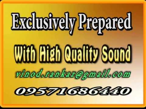 Mhari Ghoomar Chhe Nakhrali    Karaoke   Rajasthani