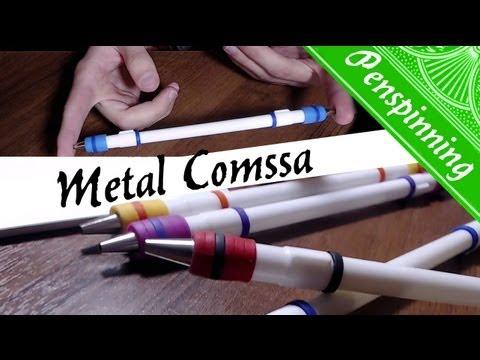 Metal Comssa - Обзор Ручки для Penspinning