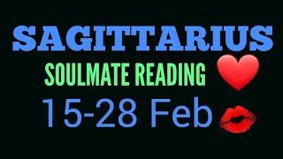 SAGITTARIUS ~ YOUR WALKING AWAY.. NEW LOVE.  15-28 FEBRUARY 2019