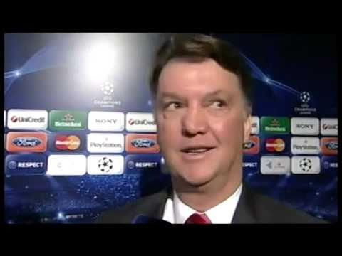 Goodbye, Louis van Gaal!