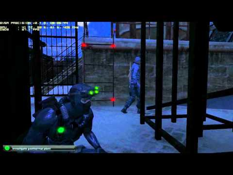 Splinter Cell:Double Agent EVGA GTX 560