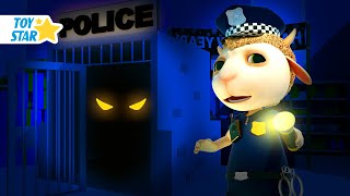 Dolly and Friends 3D | Police and Ghost Monster in the Cave