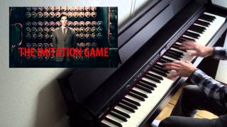The Imitation Game - Piano Cover