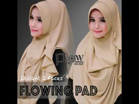 Video jilbab instan flowing pad