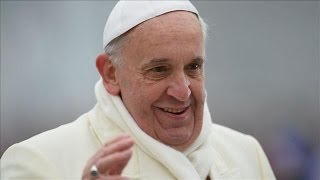 Pope Francis, Criticizes Economic Inequality in Manifesto  11/27/13