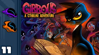 Let's Play Gibbous - A Cthulhu Adventure - PC Gameplay Part 11 - Traditionally Transylvanian