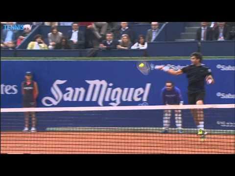 Barcelona 2015 Final Hot Shot Andujar