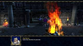 WarCraft 3: Arthas Campaign: Humans 08 - New Starts