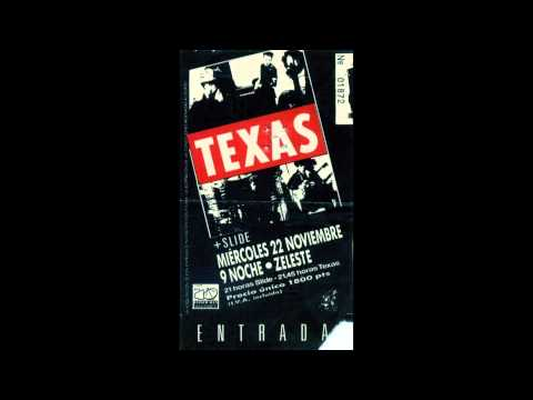 Texas - Nowhere Left To Hide