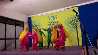 Bhumroo Dance by Meghdoot Kids