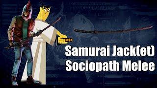 Tutorial: Payday 2 Samurai Jack(et) Sociopath Melee Build