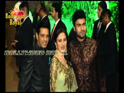 Salman Khan Throws Grand Reception of his sister Arpita & Ayush Wedding  2