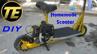 Homemade Scooter