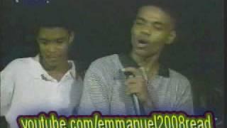 Konkou Chante Nwel 1997 Robert Plessis Jr