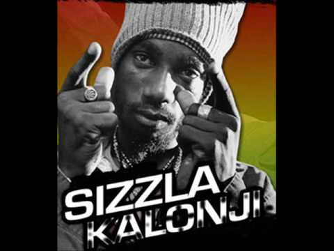 sizzla on bone crusher beat -never scared- solid as a rock