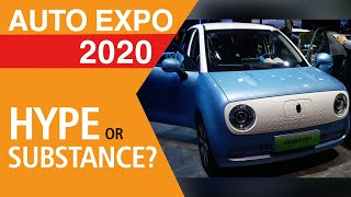 Auto Expo 2020 | Hype or Substance?
