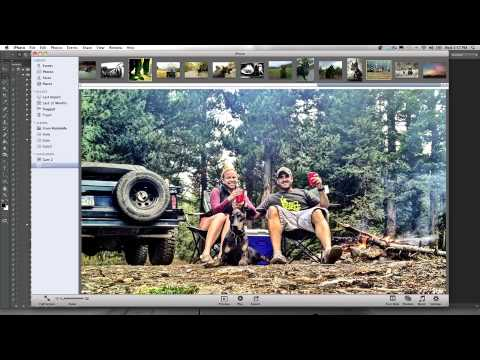 How to Make an iPhoto Slideshow, Publish to YouTuibe