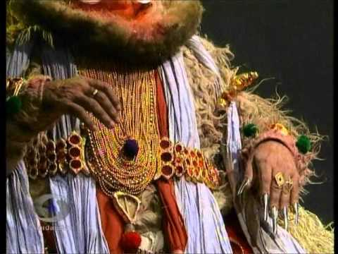 Kathakali Hanuman video
