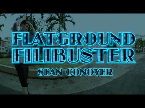 Strange Notes Presents: Flatground Filibuster with Sean Conover!