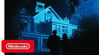 Nintendo Switch + Resident Evil to Scare Anywhere