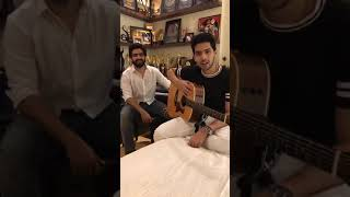 Arman Malik and aman malik launching song Tere mere