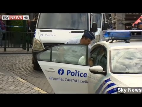 French Suspect Arrested In Brussels Jewish Museum Shooting