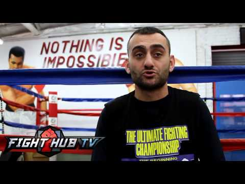 Edmond Tarverdyan thinks youre stupid if you think Ronda Rousey cant fight past 1st round