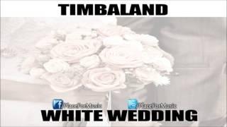 Watch Timbaland White Wedding video
