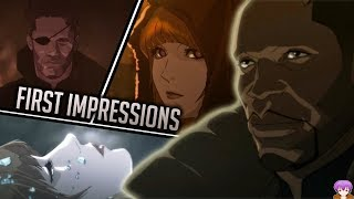 From The Director of Cowboy Bebop - Blade Runner Black Out 2022 First Impressions