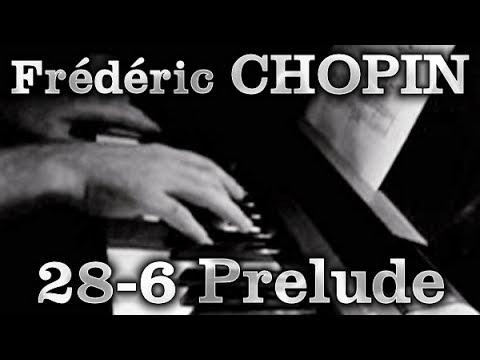 Шопен Фредерик - Prelude  No. 6, Opus 28