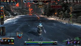 SMITE terrible team comp but nice fight