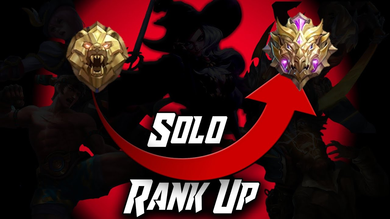 Use these Heroes to RANK Up to MYTHIC EASILY   Best Heroes for SOLO RANK   Mobile Legends Bang Bang
