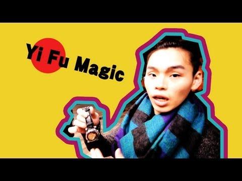 這群人 TGOP│衣服的視頻魔術 Yif Magic Skit