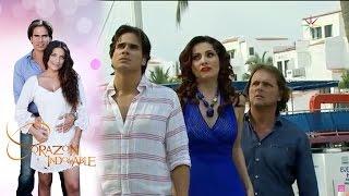 Maricruz hace un trato con Lucía | Corazón indomable - Televisa