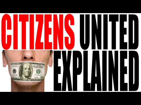 Citizens United and Campaign Finance Reform