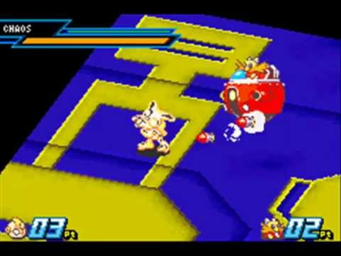 Sonic Battle- ALL CHARACTERS vs. Dr. Eggman (In One Ultimate Fight)
