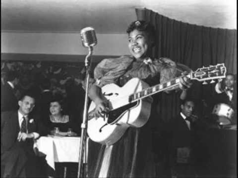 That's All - Sister Rosetta Tharpe&Albert Ammons - live 1938