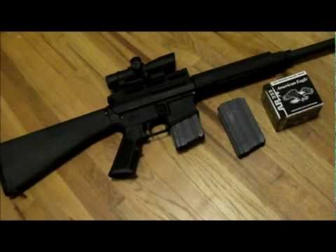 EXTREME BUDGET LEVEL AR-15 TARGET UPPER RECEIVER (DPMS)