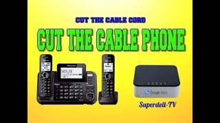 HOW TO GET FREE TELEPHONE SERVICE VOIP FOR HOME OR OFFICE USE (OBI 200 & GOOGLE VOICE)