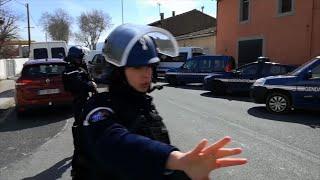 Gunman In France Kills 3, Is Shot Dead By Police