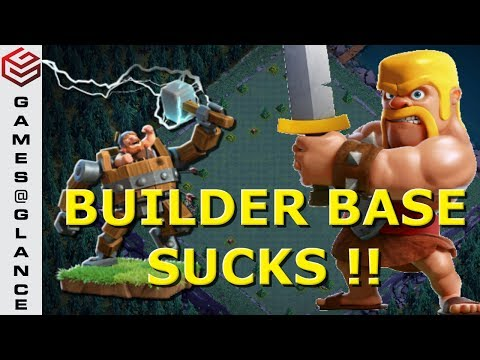 Clash Of Clans 10 Reasons Why New Builder Base Update Sucks !!