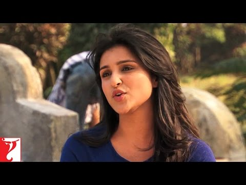 Parineeti Chopra Talks About Her Costumes - Ishaqzaade