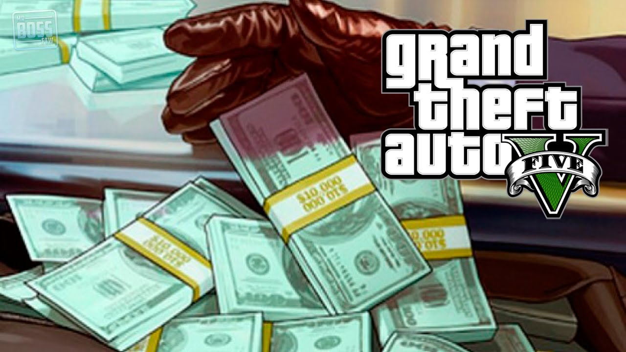 How to remove money on gta 5 online