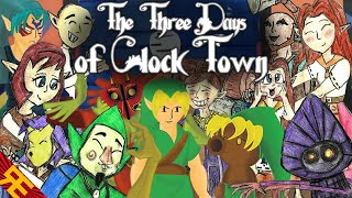 The Three Days of Clock Town: A Zelda Christmas Song (Majora's Mask 3DS Parody)
