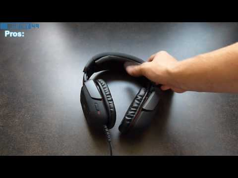 Logitech G35 7.1 Surround Sound Gaming Headset full review