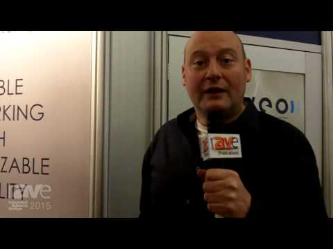 ISE 2015: Niveo Professional Highlights their Networking Gear