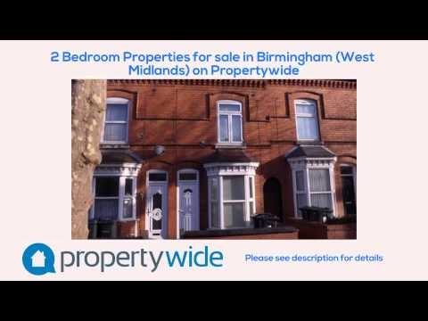 2 Bedroom Properties for sale in Birmingham (West Midlands) on Propertywide
