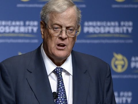 Koch High: The Koch Brothers' Plan To Brainwash Students