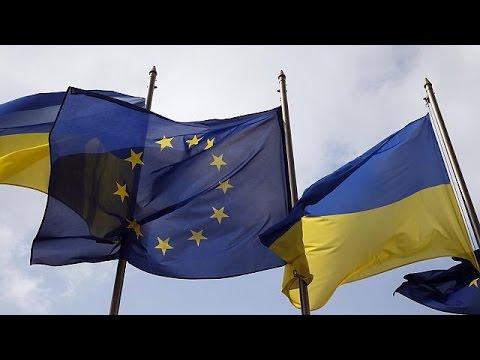 EU proposes visa free travel for Ukraine